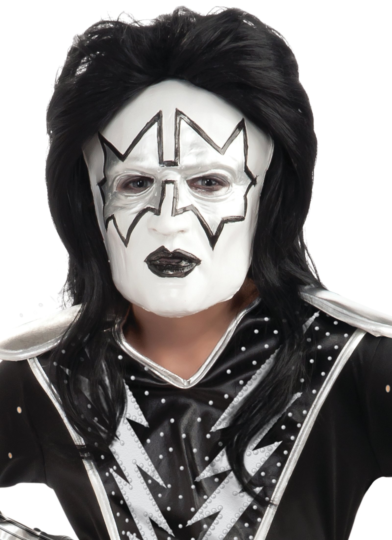 KISS - Spaceman Wig (Child)