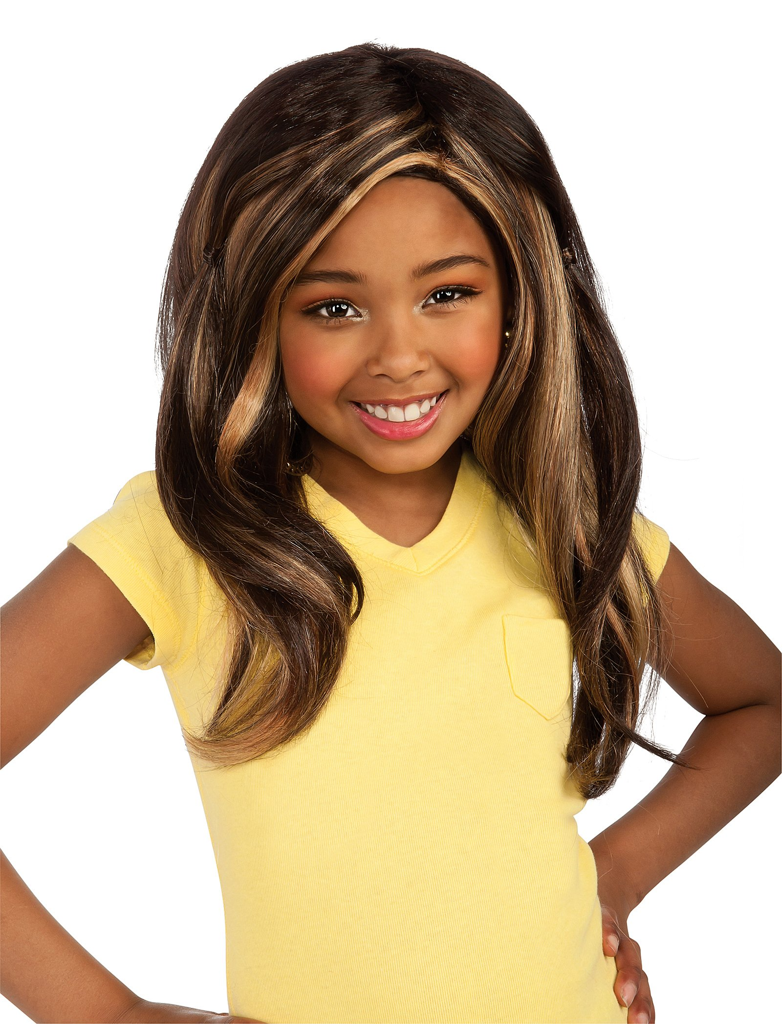 Bratz - Sasha Child Wig