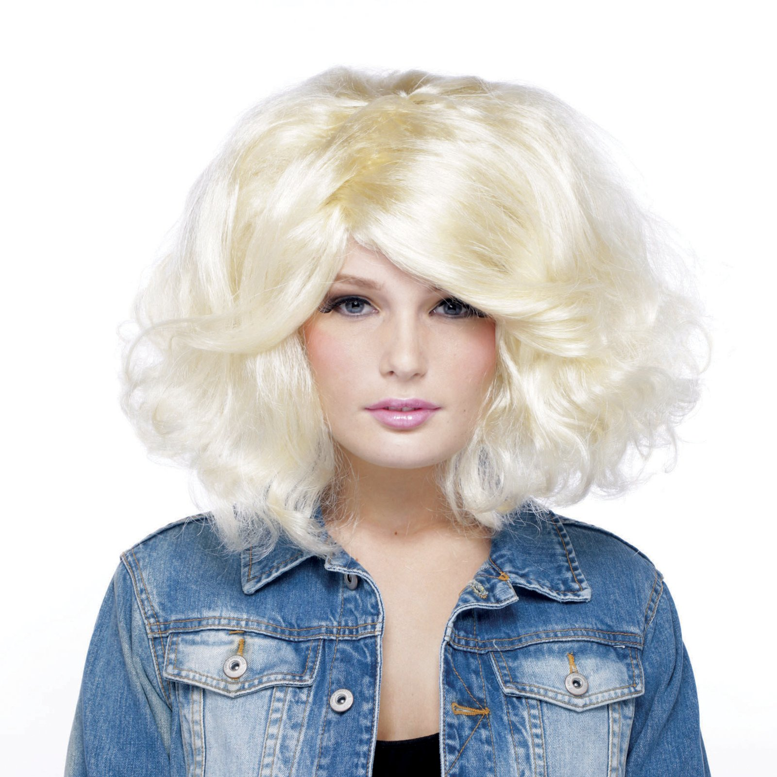 Big Wig Couture Blonde Adult Wig