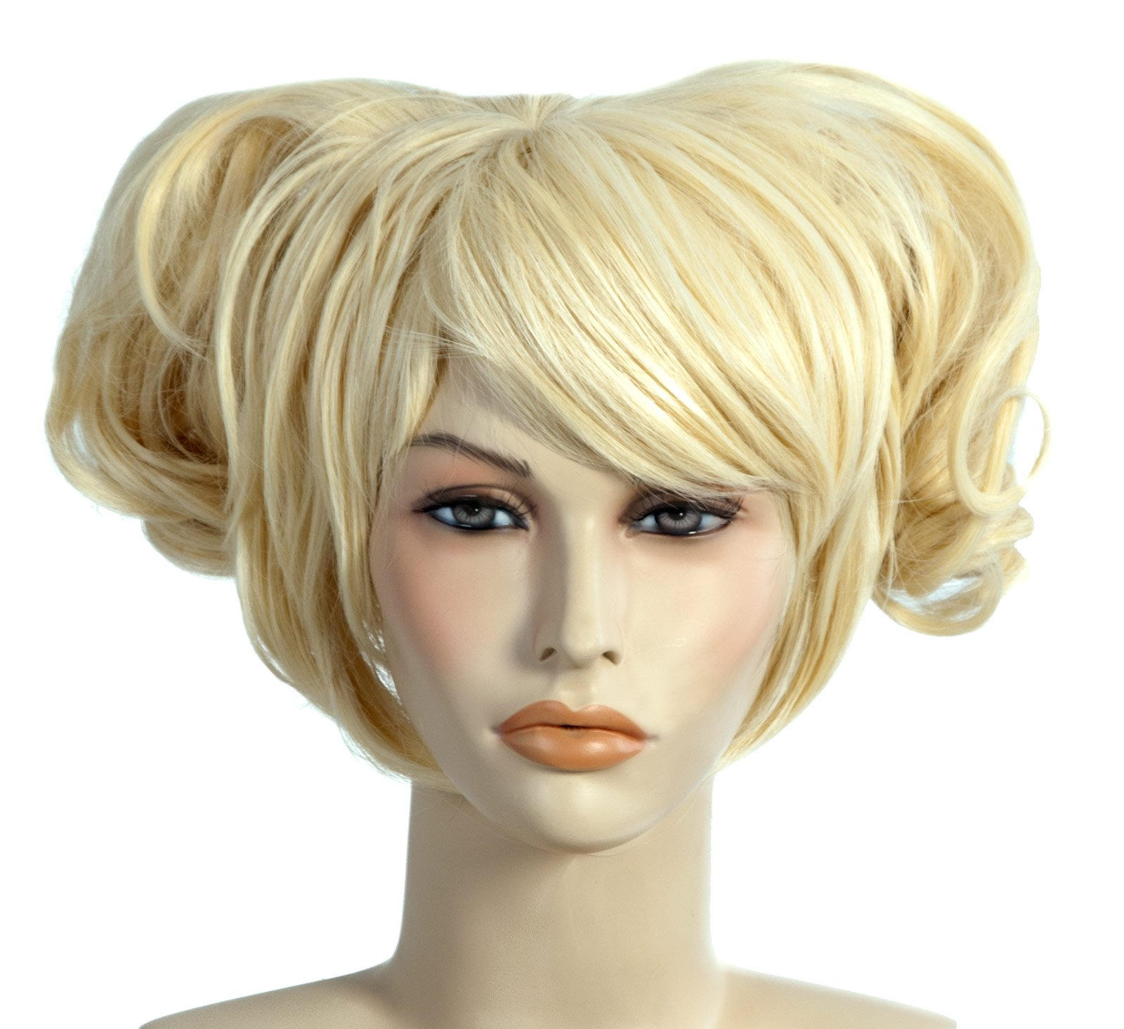 Blonde Cosplay Adult Wig