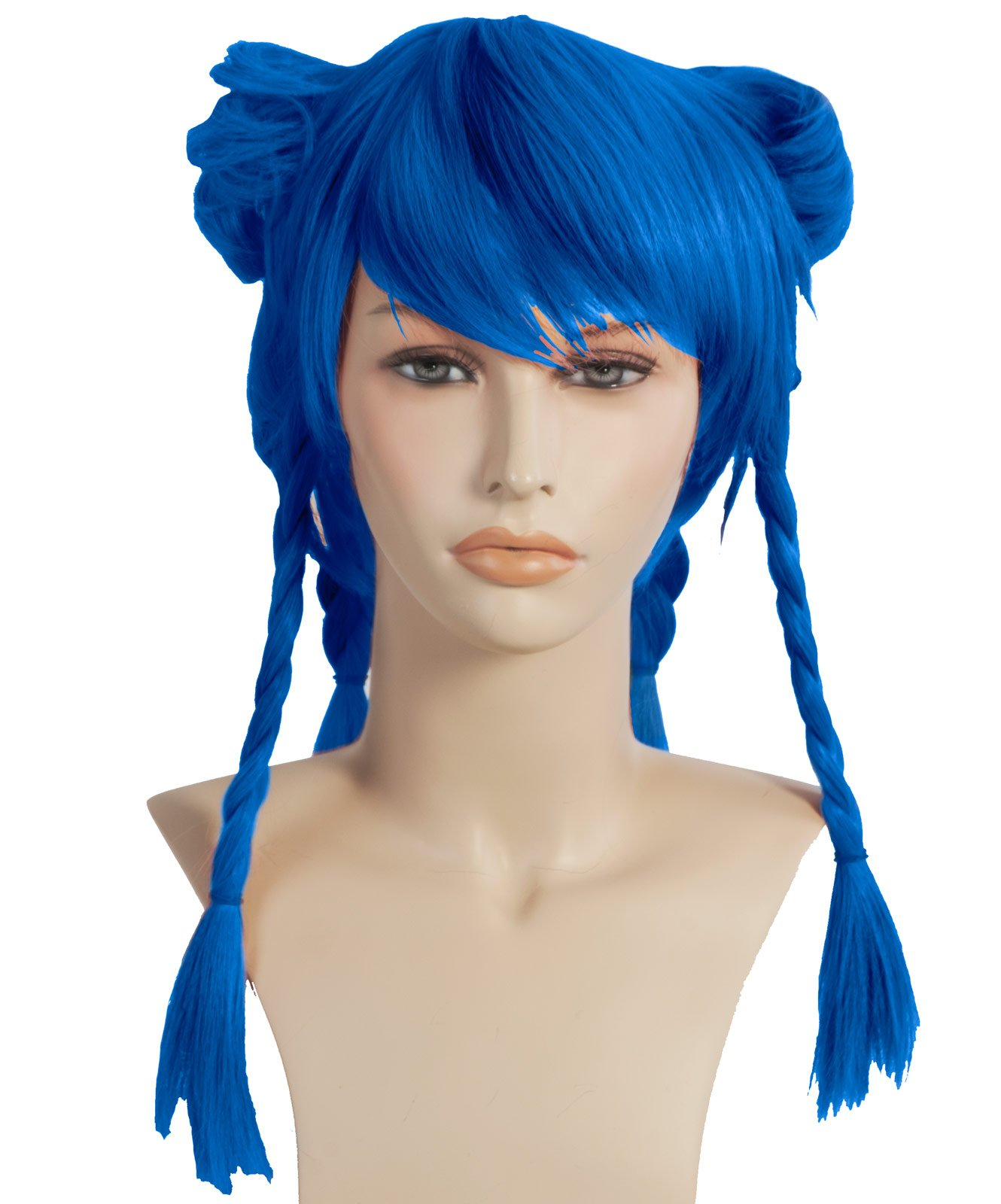 Blue Cosplay Adult Wig
