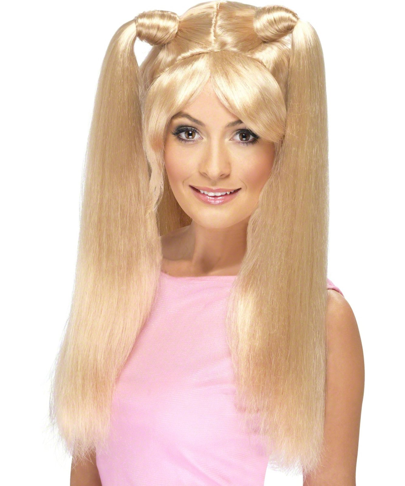Baby Power Blonde Adult Wig