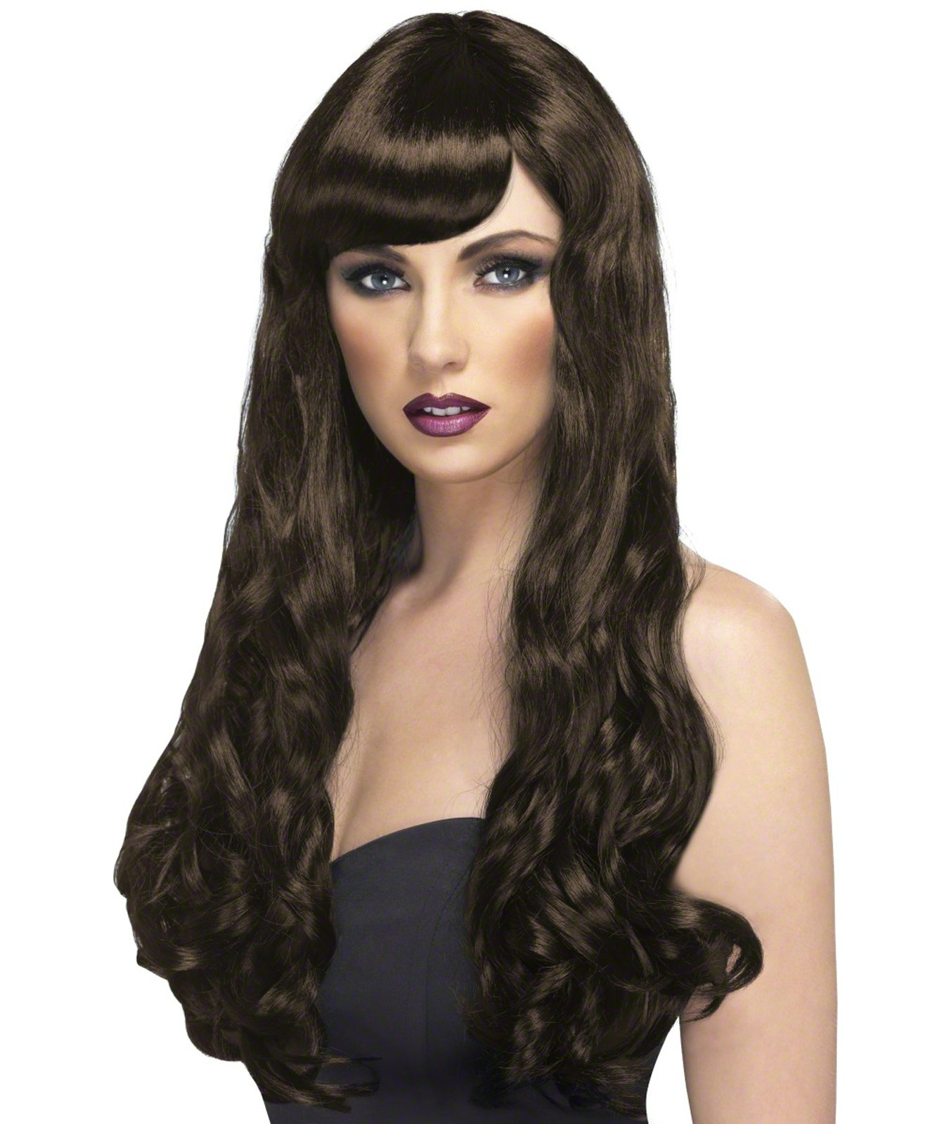 Desire Wig (Brown) Adult Wig