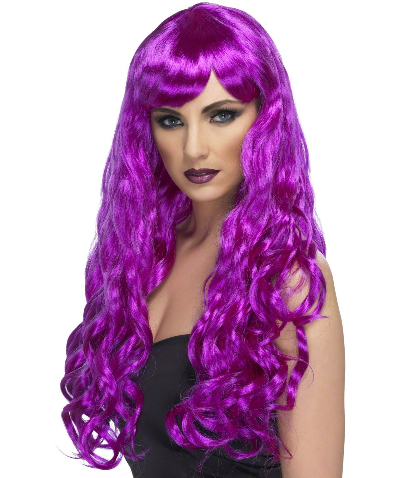 Desire (Purple) Adult Wig