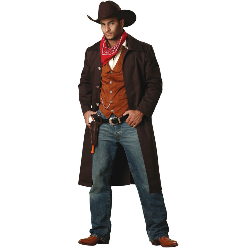 Gunslinger Elite Collection Adult Costume