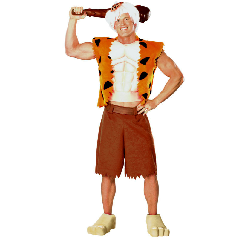 The Flintstones Bamm-Bamm Deluxe Adult
