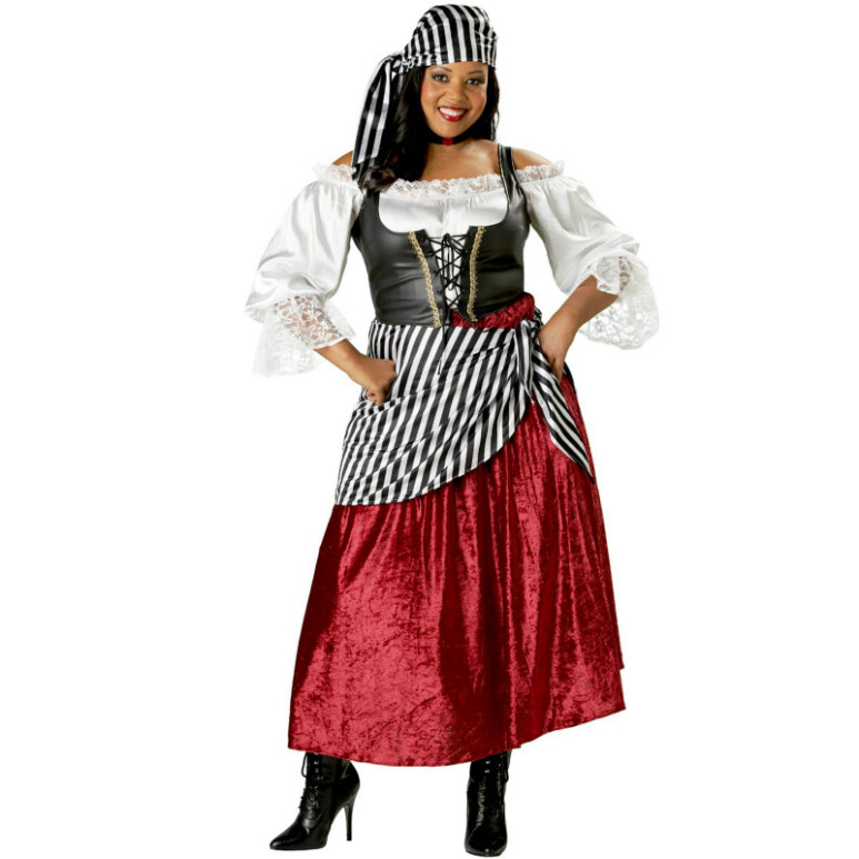 Pirate's Wench Plus Elite Collection Adult