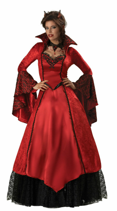 Devil's Temptress Elite Collection Adult Costume