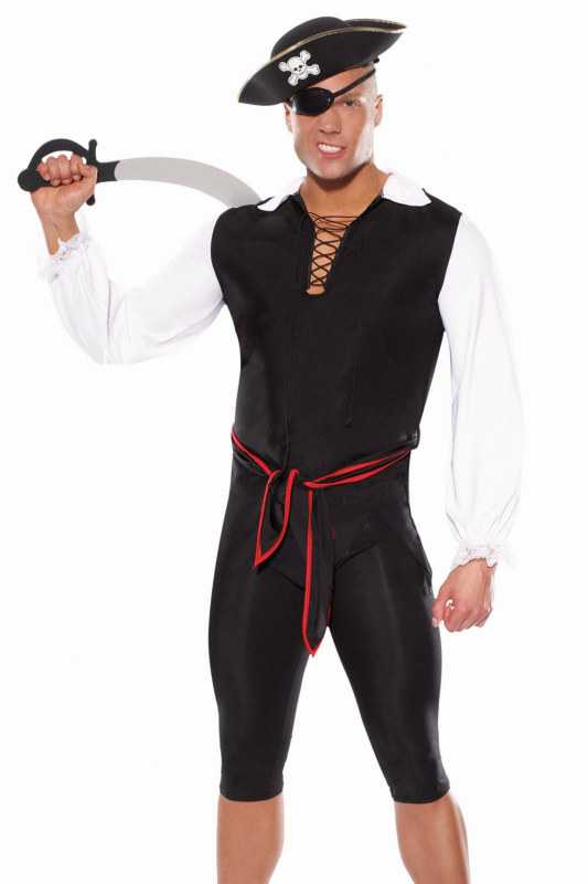 Captain Plunder Adult Costume