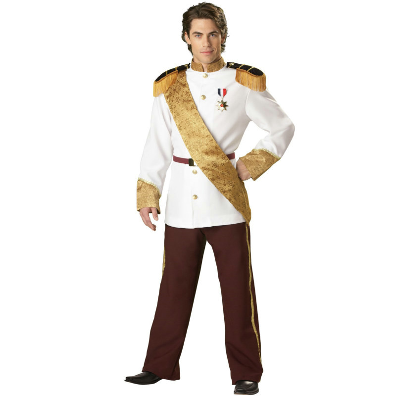 Prince Charming Elite Collection Adult Costume
