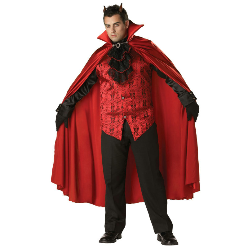 Handsome Devil Elite Collection Adult Plus Costume