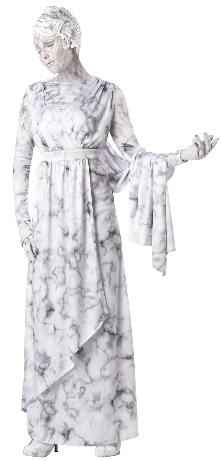Venetian Statue (Female) Adult Costume