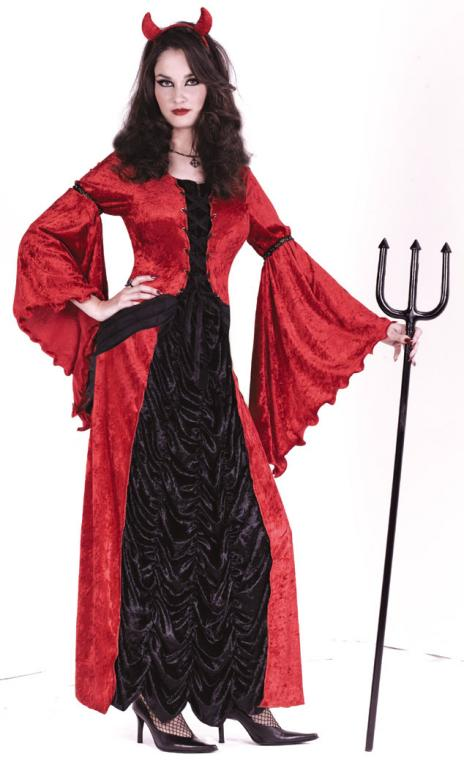 Countess of Darkness Adult Costume
