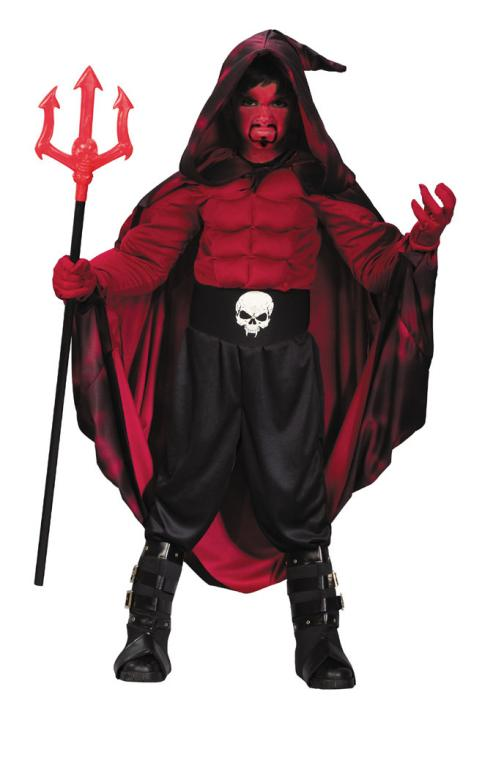 Lord Lucifer Child Costume