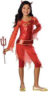 Bratz Devil Costume