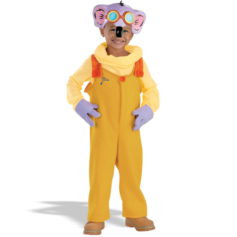 The Koala Brothers Buster Deluxe Toddler Costume