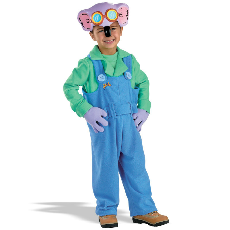The Koala Brothers Frank Deluxe Toddler Costume
