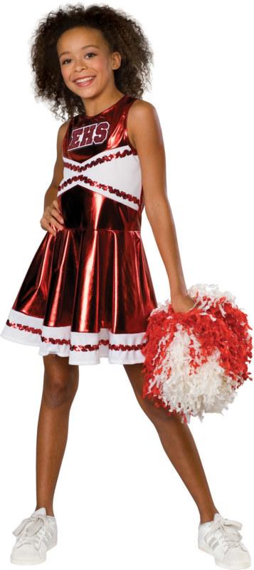 High School Musical Deluxe Cheerleader Child Costume