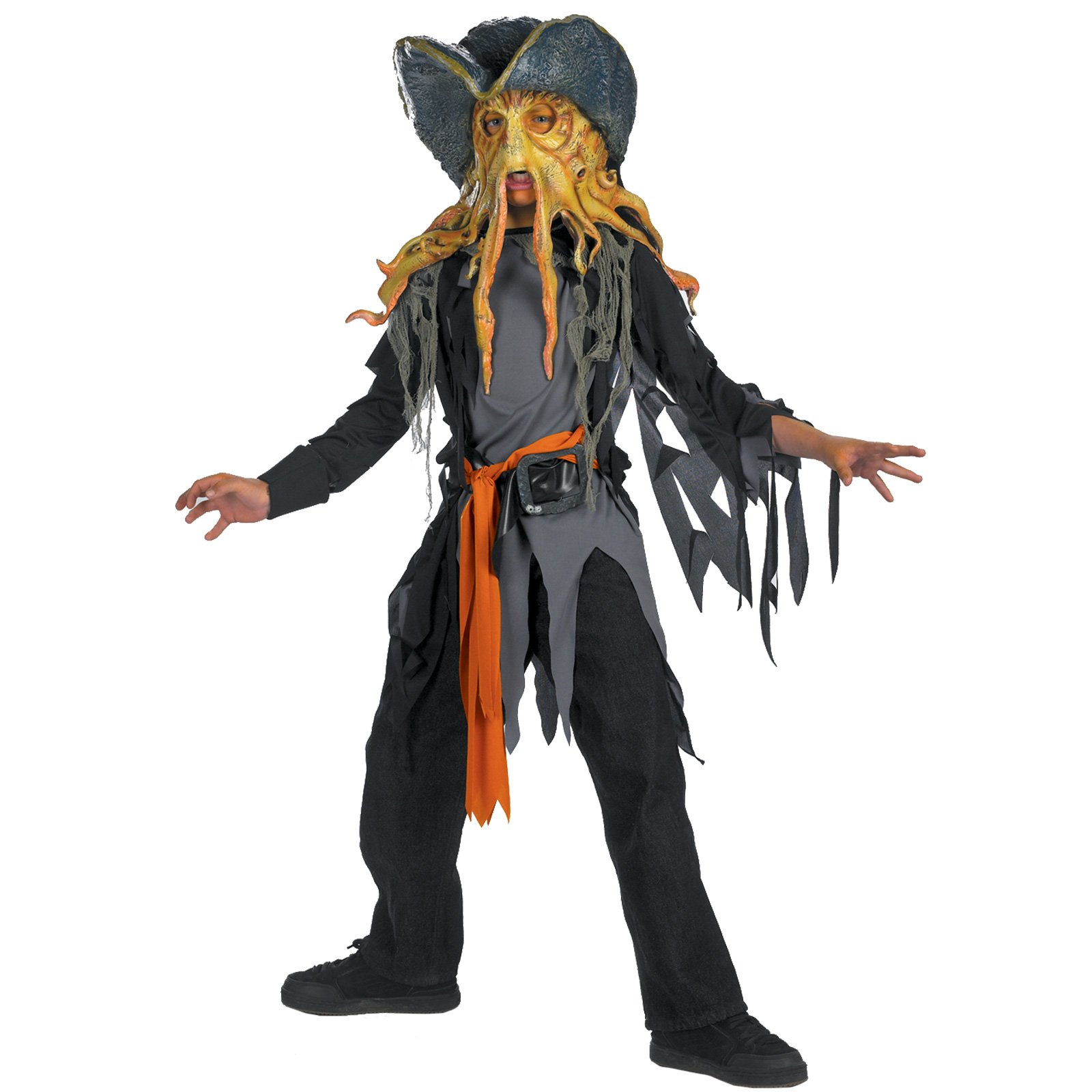 Pirates of the Caribbean - Davy Jones Child Costume