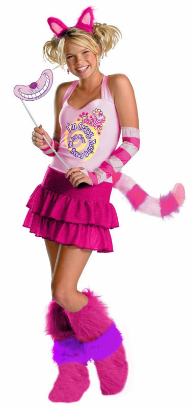 The Cheshire Cat Child/Teen Costume
