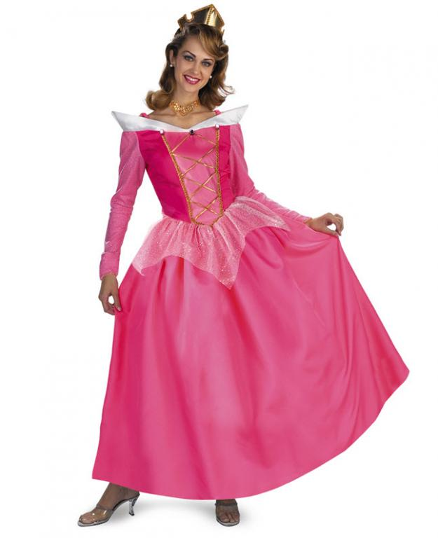 Sleeping Beauty Aurora Costume