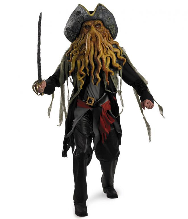Davey Jones Costume