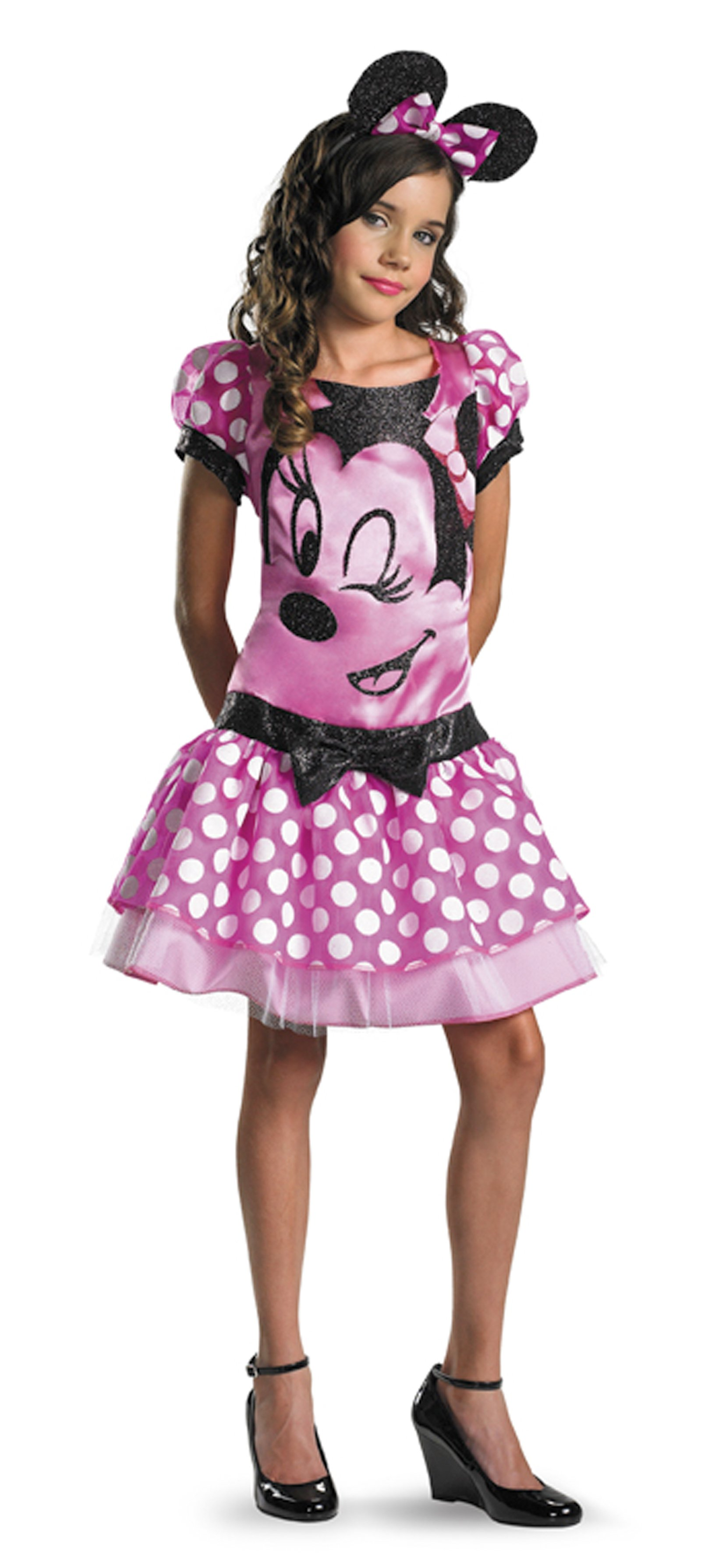 Mickey Mouse Clubhouse - Pink Minnie Mouse Child Costume