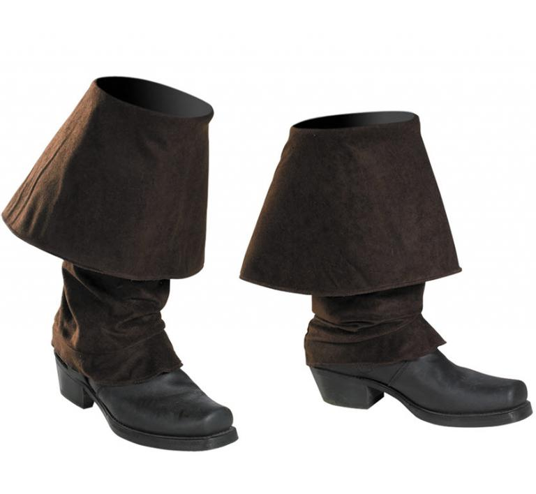 Jack Sparrow Pirate Boot Covers