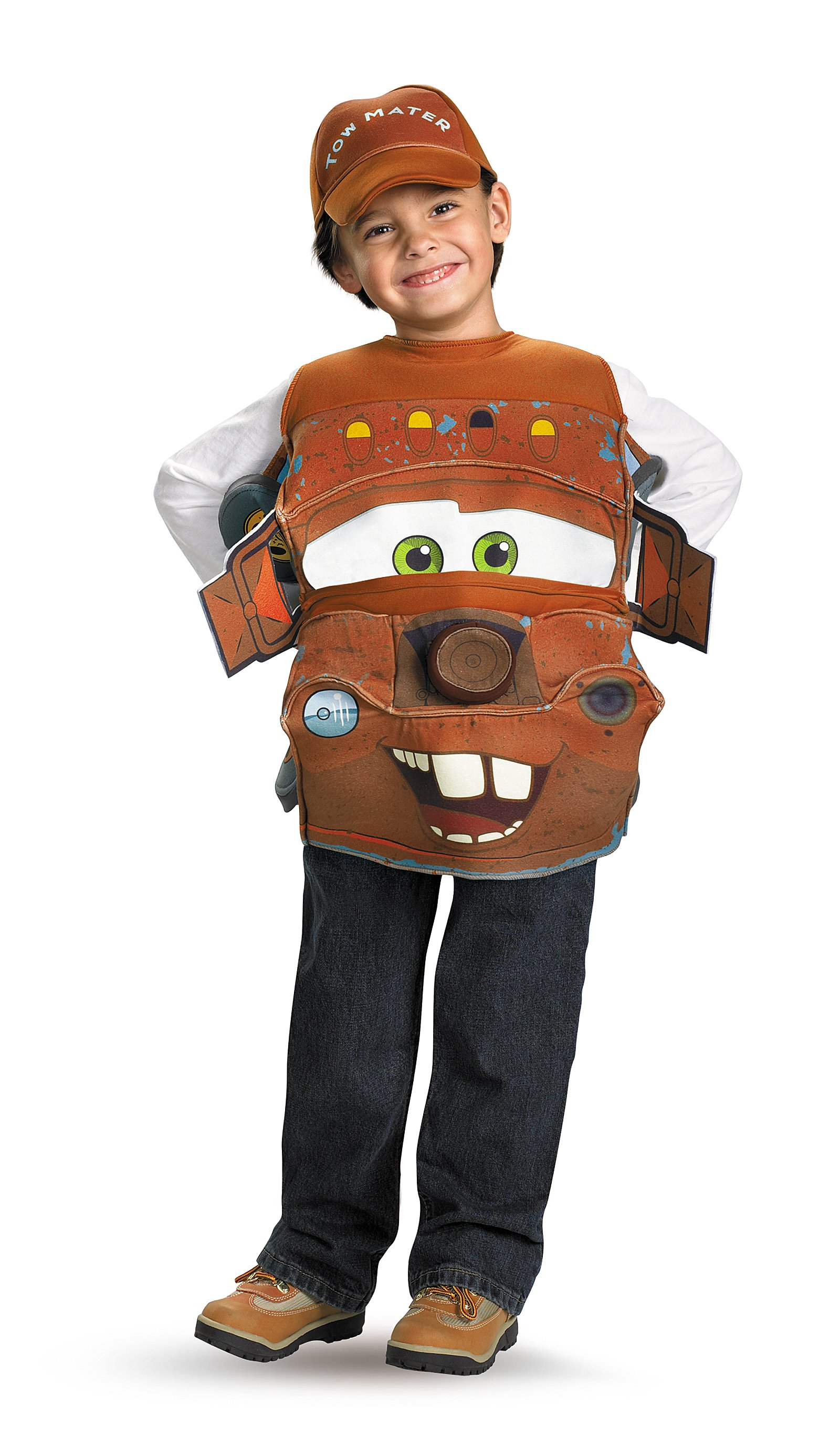 Cars 2 - Mater Deluxe Child Costume