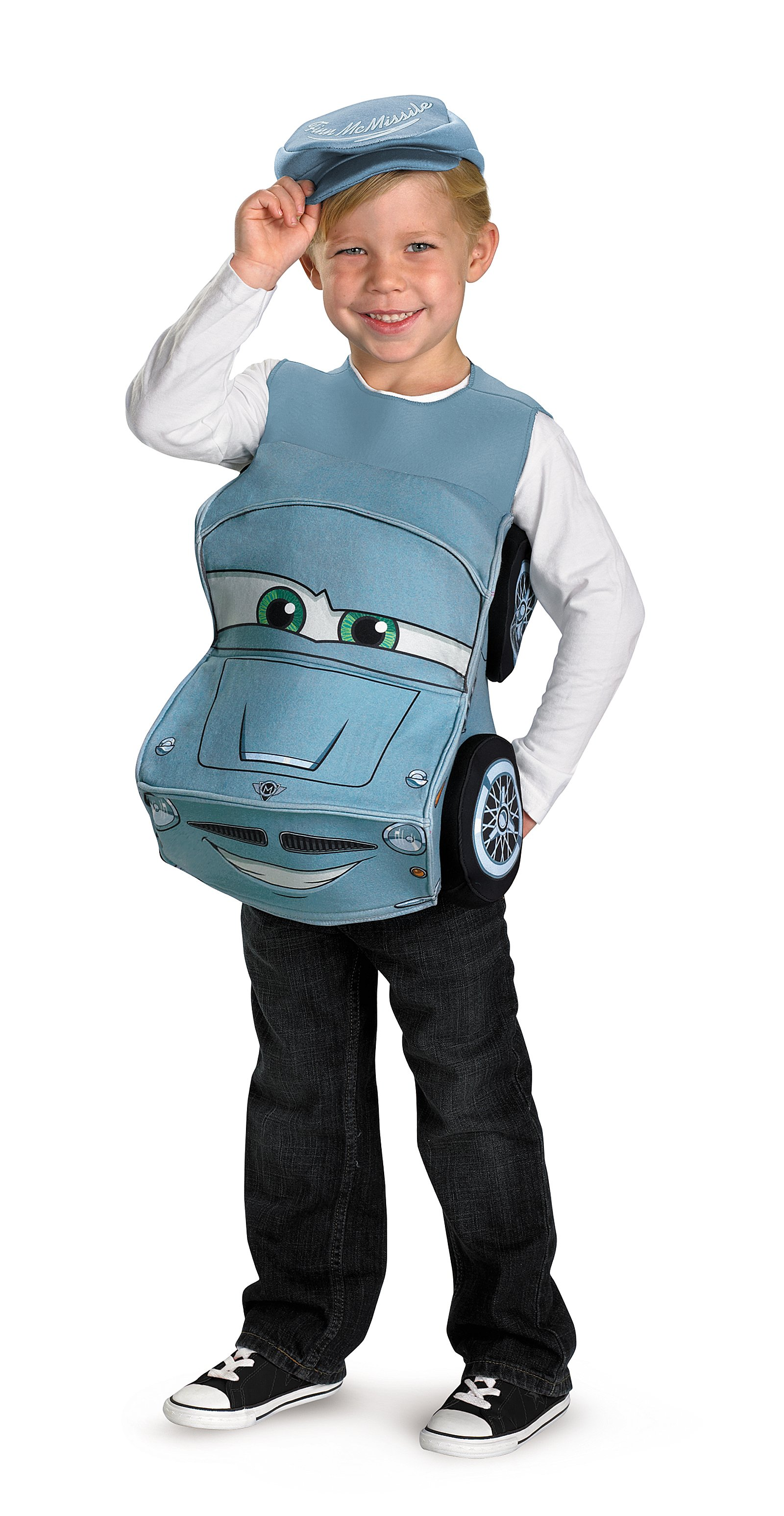 Cars 2 - Finn McMissile Deluxe Child Costume