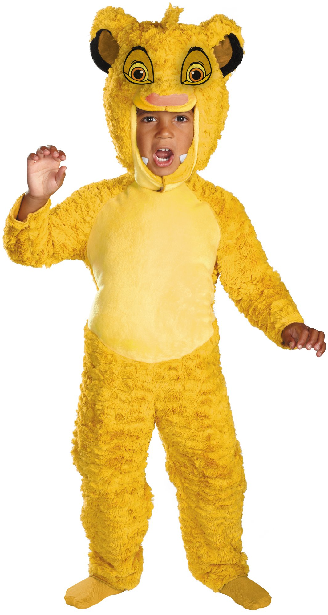 The Lion King - Simba Toddler / Child Costume