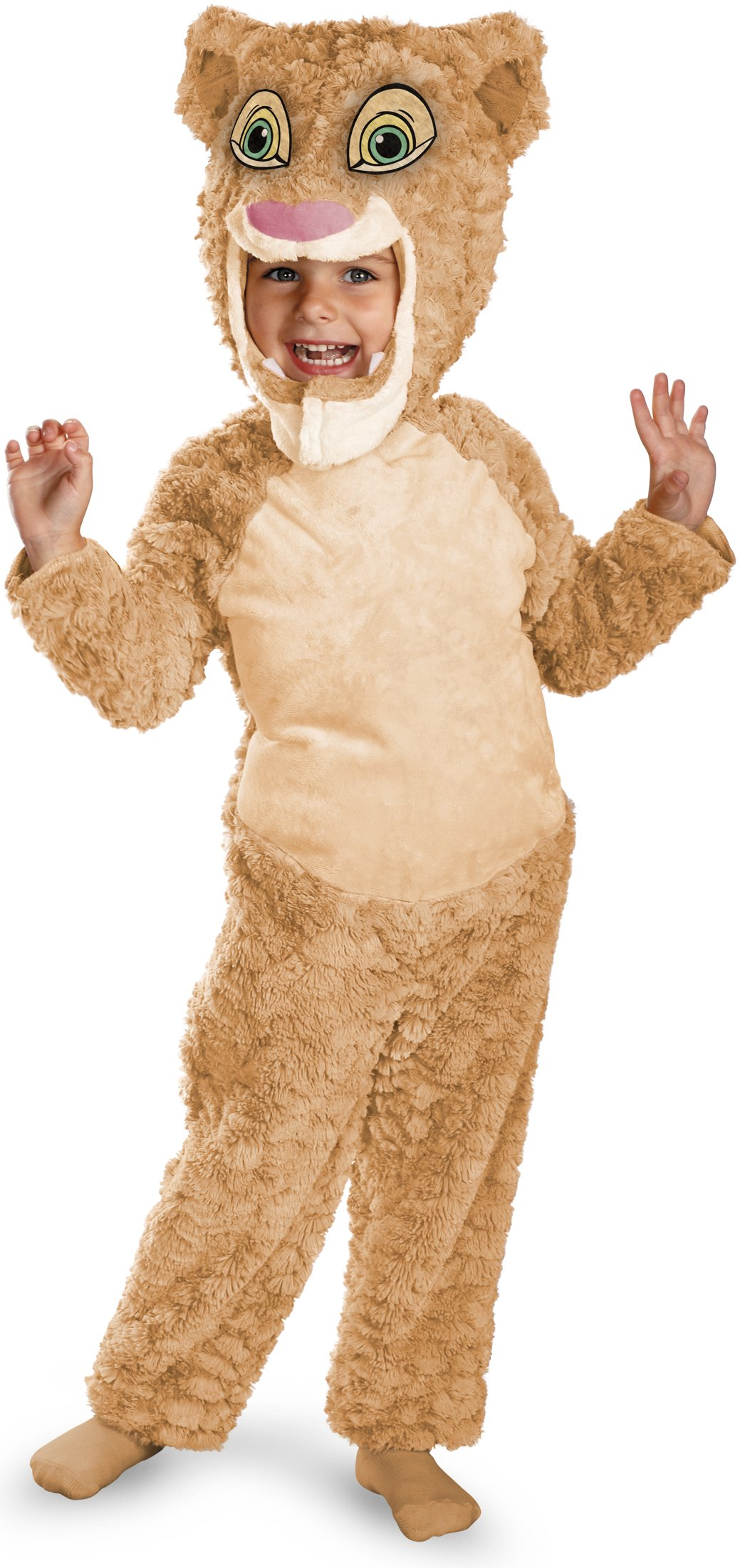 The Lion King - Nala Toddler / Child Costume