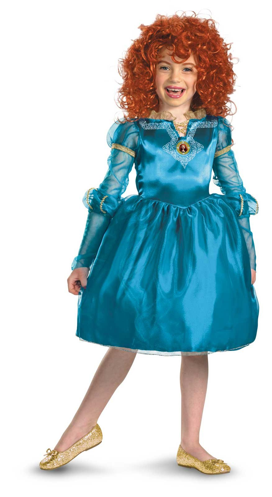 Disney Brave Merida Hero Toddler Costume