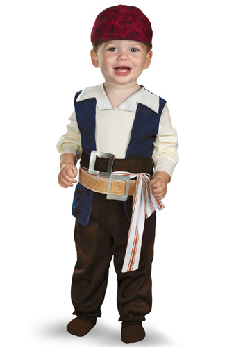 Infant Jack Sparrow Costume