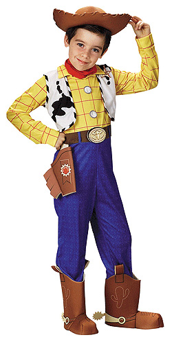 Toddler Woody Costume