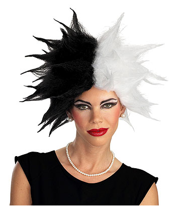 Adult Cruella Devil Wig
