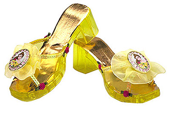 Belle Deluxe Jelly Shoes