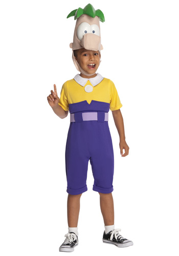 Deluxe Child Ferb Costume