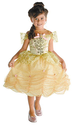 Kids Belle Costume