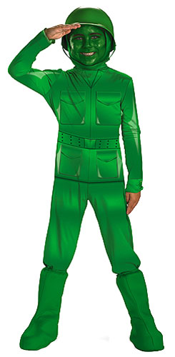 Toddler Toy Story Army Man Costume