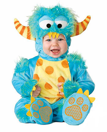 Kids Lil Monster Costume