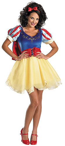 Sexy Snow White Costume