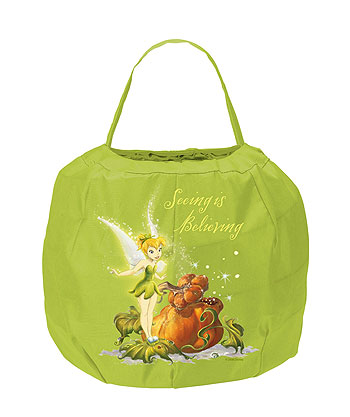 Tinkerbell Trick or Treat Pail