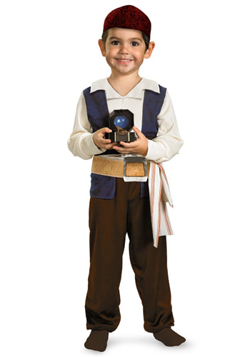 Toddler Jack Sparrow Costume