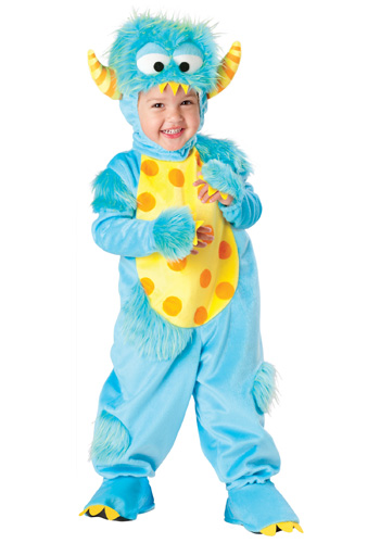 Toddler Lil Monster Costume