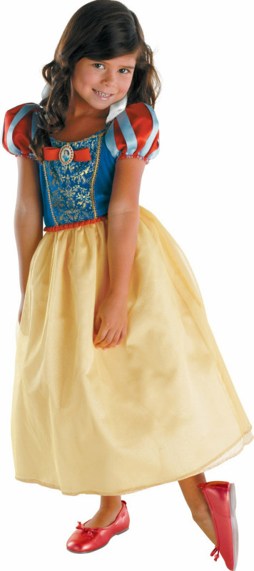 Snow White and the Seven Dwarfs Snow White Classic Child Costume