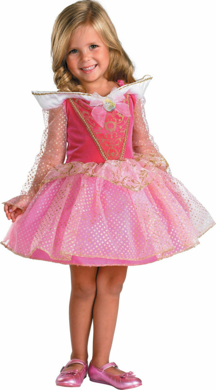 Sleeping Beauty Aurora Ballerina Toddler/Child Costume