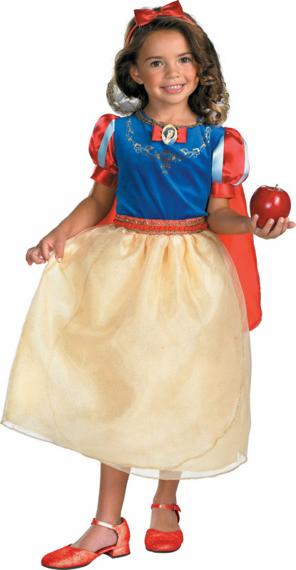 Snow White and the Seven Dwarfs Snow White Deluxe Toddler/Child