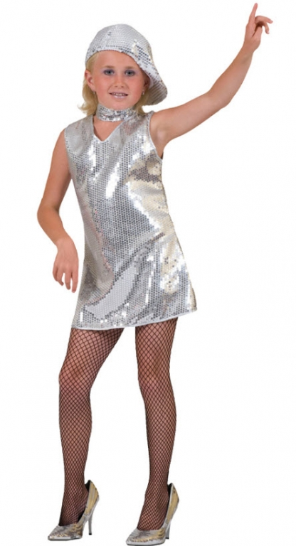 Sequin Disco Dress