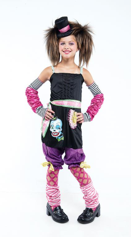 Harajuku Child Costume Small